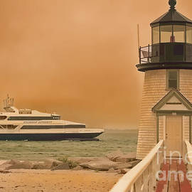 Jack Torcello - Godspeed at Brant Point Nantucket Island