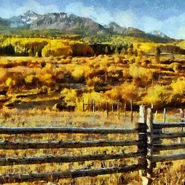 Jeff Kolker - Golden Autumn