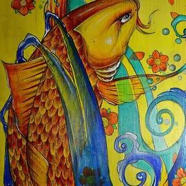 Sandro Ramani - Golden Koi