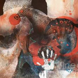 Micheal Jones - Grafitti Horse