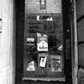 Jan Faul - Grafitti - York