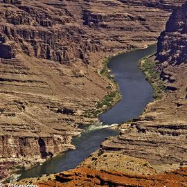 Bob and Nadine Johnston - Grand Canyon Colorado River