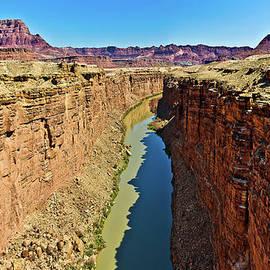 Bob and Nadine Johnston - Grand Canyon National Park Colorado River
