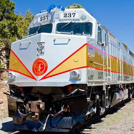 Adam Pender - Grand Canyon Railway Locomotive