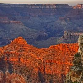Barry Williams - Grand Canyon Sunset