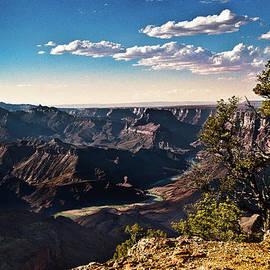 Bob and Nadine Johnston - Grand Canyon Sunset