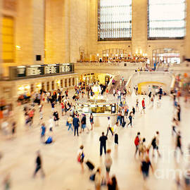Kim Fearheiley - Grand Central Terminal NYC