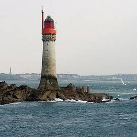 Keith Stokes - Grand Jardin lighthouse