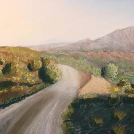 Michele Turney - Granite Mtn From Sunset Pt