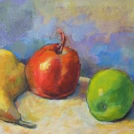 Alfons Niex - Green Apple.