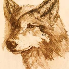 Deborah Gorga - Grey Wolf