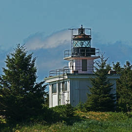 Bruce Wilbur - Guard Island Lighthouse