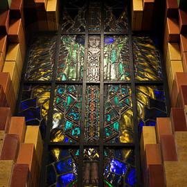 Ronald Grogan - Guardian Building 2 Detroit Michigan Art Deco