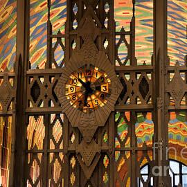 Ronald Grogan - Guardian Building Detroit Michigan Art Deco