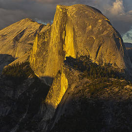Rodney Cammauf - Half Dome at Sunset