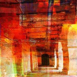 Fania Simon - Hallway to Nothing
