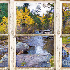 James Bo Insogna - Happy Place Picture Window Frame Photo Fine Art