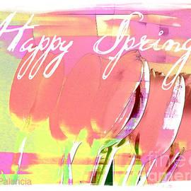 Julie Palencia - Happy Spring