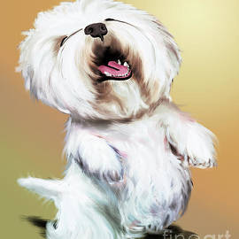 Catia Cho - Happy Westie