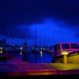 Andre Faubert - Harbor nights