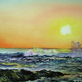 Paul E Temple - Harvey Cedars- New Jersey Dawn