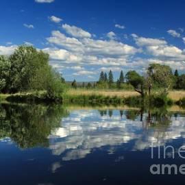 James Eddy - Hat Creek Reflections