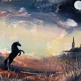 Moe Hussain - Haunting Moon