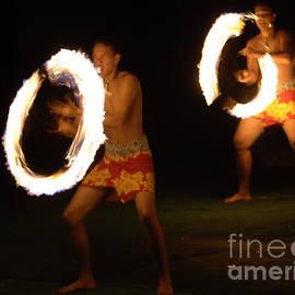 Bob Christopher - Hawaiian Fire Dancers