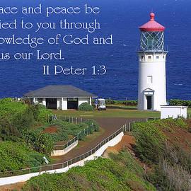 Linda Phelps - Hawaiian Light House II Peter 1v3