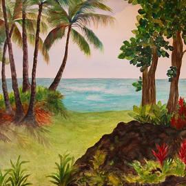 Kerri Ligatich - Hawaiian Oceanside