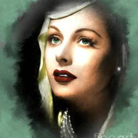 Arne Hansen - Hedy Lamarr