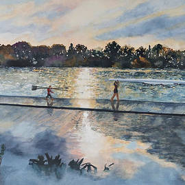 Judy Kowalchuk - Henley Morning