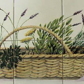 Dy Witt - Herb Basket