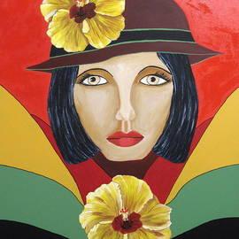 Susan McLean Gray - Hibiscus Lady