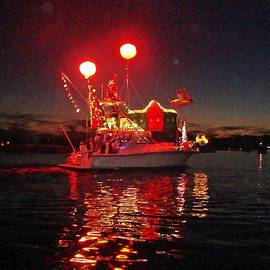 Joan Meyland - Holiday Flotilla