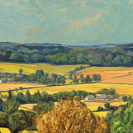 Nop Briex - Hommage to Vincent van Gogh - Zuid Limburg