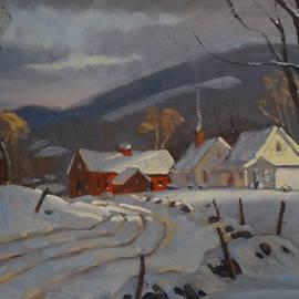 Len Stomski - Hoosac Valley Farm