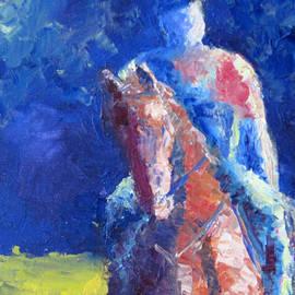 Terry  Chacon - Horse Rider