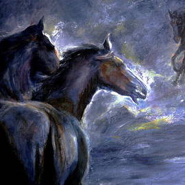 Sylva Zalmanson - Horses