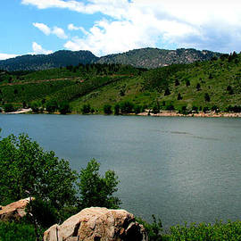 Aaron Burrows - Horsetooth Reservoir Summer