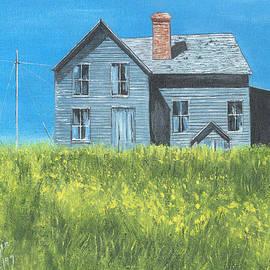 Stuart B Yaeger - House On The Hill