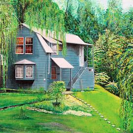 Stuart B Yaeger - House Woodstock NY