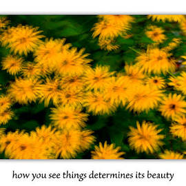 Onyonet  Photo Studios - How You See Things Determines Its Beauty