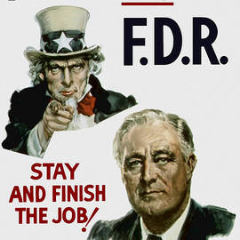 War Is Hell Store - I Want You FDR