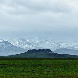 Levin Rodriguez - Icelandic Farmland