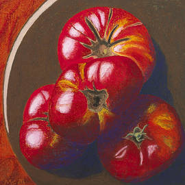 Garry McMichael - In Search of the Perfect Tomatoes