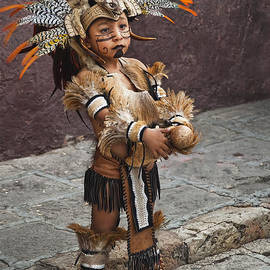 Javier Barras - Indian Boy