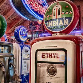 Matt Suess - Indian Gasoline