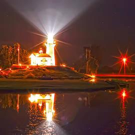 Randall Branham - Inland Lighthouse in Indiana