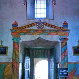 Steven Ainsworth - Inside Mission Santa Barbara